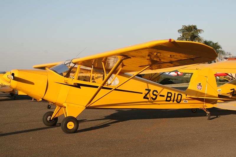 Piper PA-12 Super Cruiser c/n 12-1025, ZS-BIO South Africa